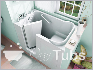 Our walk-in tubs in the LA area